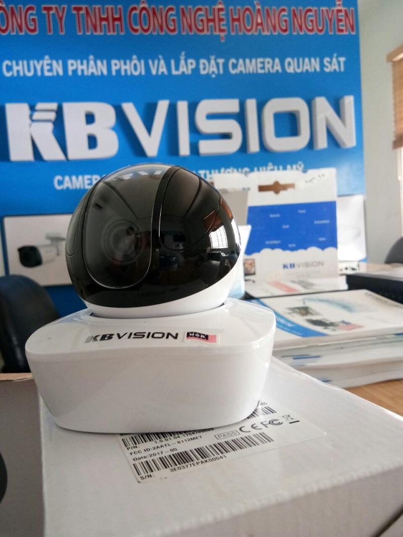Camera wifi hãng KBVISION KX-H30PWN