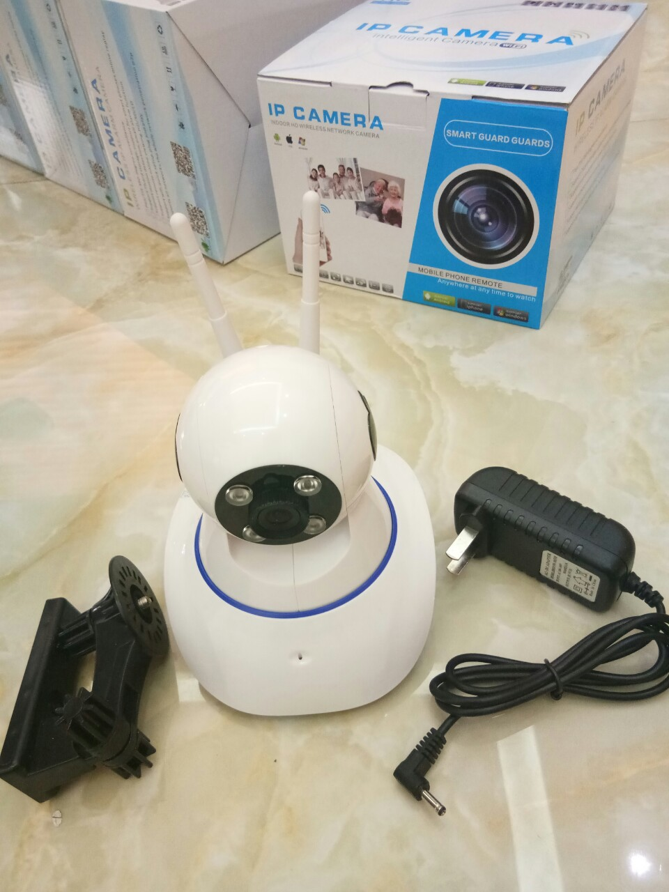 Camera Yoosee 2 Râu 1.0 MP - Hồng ngoại mới tốt hơn