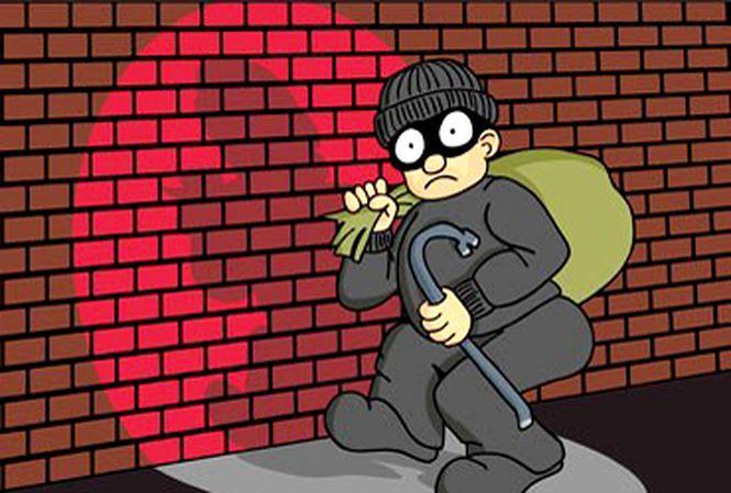 Trộm thiết bị báo trộm không dây chất lượng