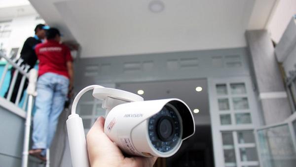 Lựa chọn và lắp đặt camera tại Bình Phước