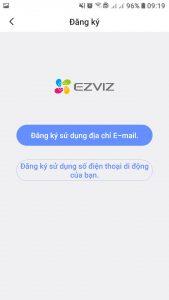 tải ứng dụng EZIZ