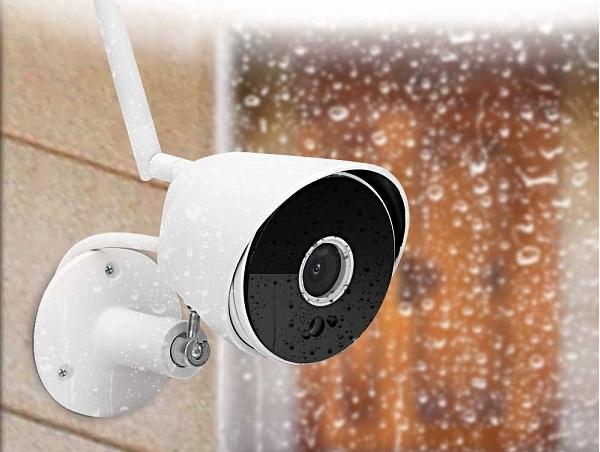 Camera gia đình giá rẻ thường có hệ thống bảo mật kém