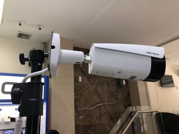 Bộ giải pháp camera cảm biến thân nhiệt KBVISION