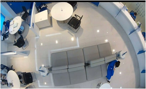 Lắp camera giám sát cho ngân hàng đem lại nhiều lợi ích