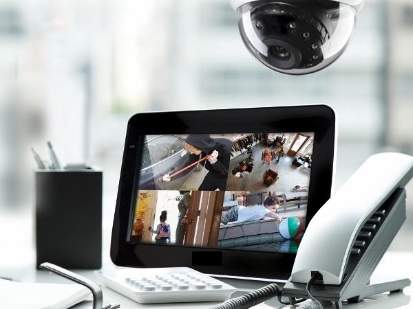 Lắp camera giám sát người giúp việc