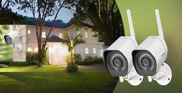 Lắp đặt camera quan sát gia đình đảm bảo an toàn an ninh cho gia đình
