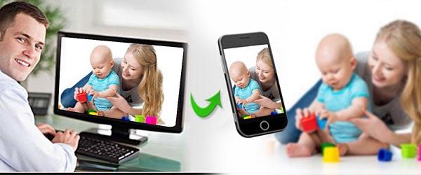 Lắp đặt camera quan sát gia đình để quan sát con cái