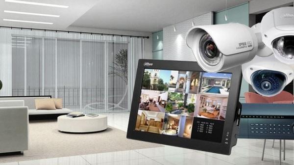 Nên lắp 1 - 2 camera cho diện tích 20 - 60m2