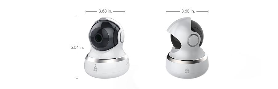 Camera IP Gia Đình Xoay 340 Độ WiFi EZVIZ C6B CS-CV240-B0-21WFR 1 ...