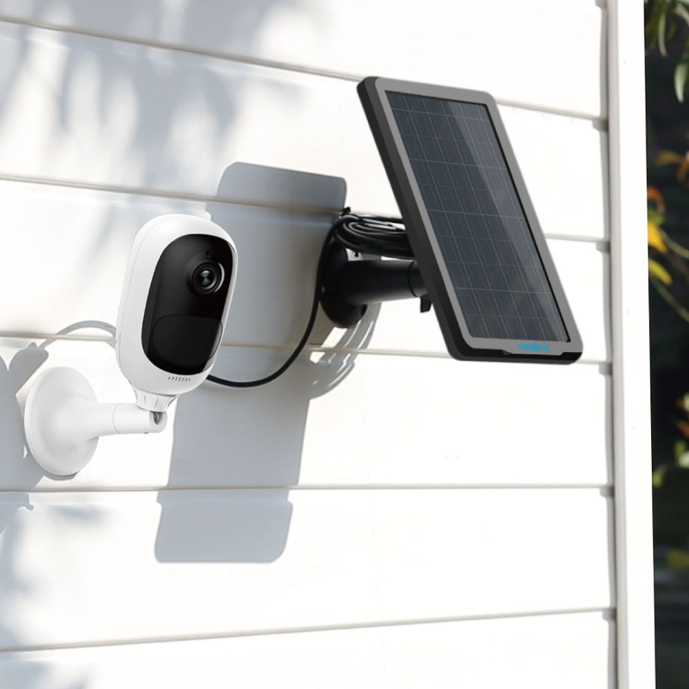 Reolink Argus Pro Security Camera with Solar Panel Review - TechWalls