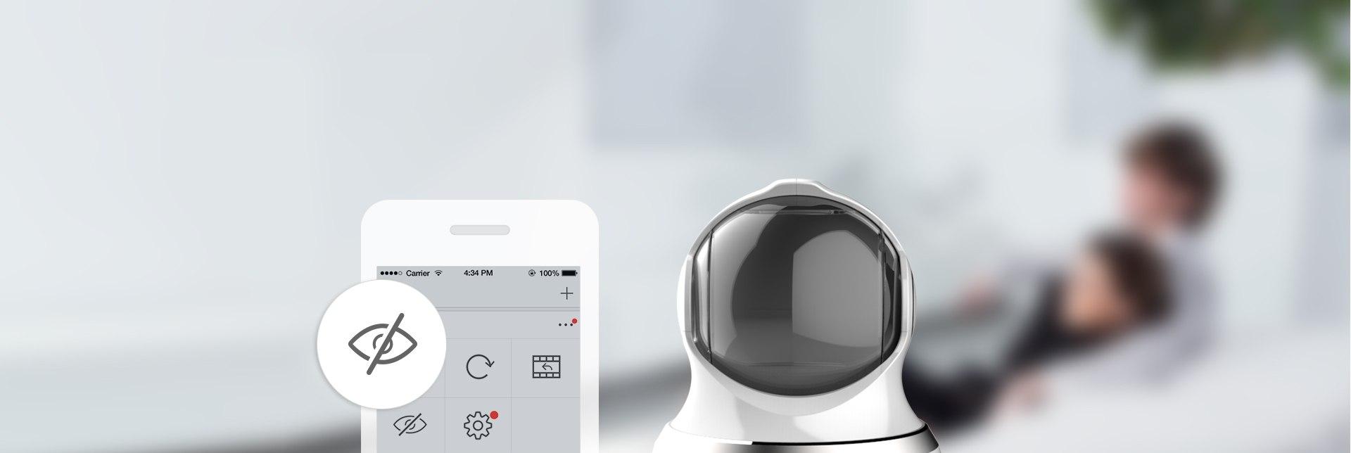 C6B 1.3 megapixel Wi-Fi Indoor PT Camera (CS-CV240-B0-21WFR) - Nhà ...