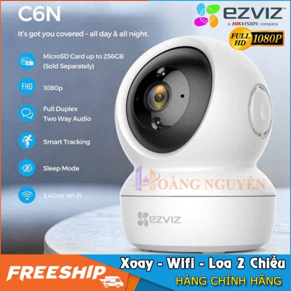 Camera Wifi Ezviz C6N 1080P 2M