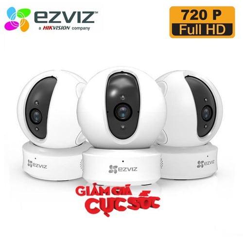 Camera Wifi Ezviz C6CN 720P 1mp