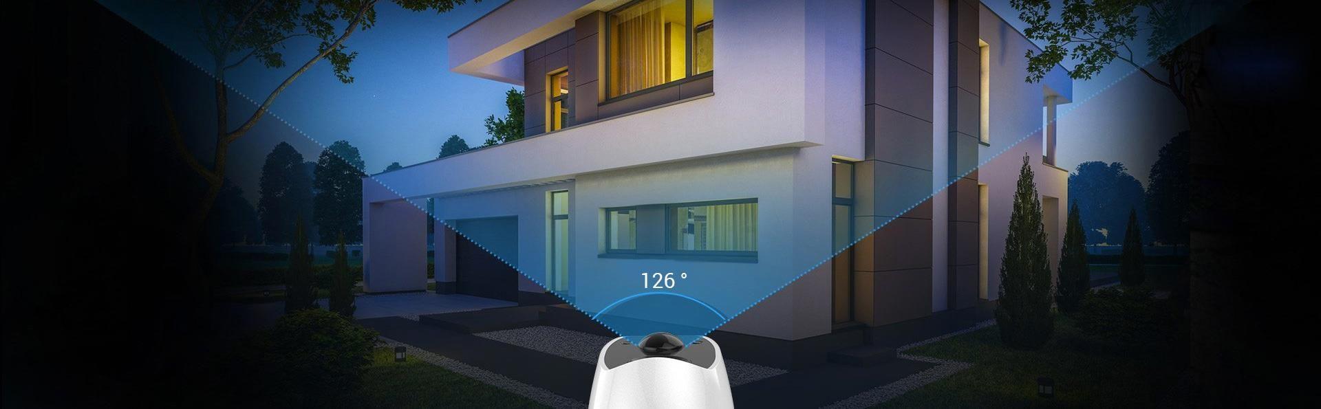 Camera wifi không dây dùng pin sạc Ezviz CS-C3A-A0-1C2WPMFBR - META.vn