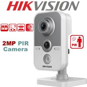 מצלמה HIKVISION US Version DS-2CE38D8T-PIR 3.6MM Lens 2 MP Ultra ...