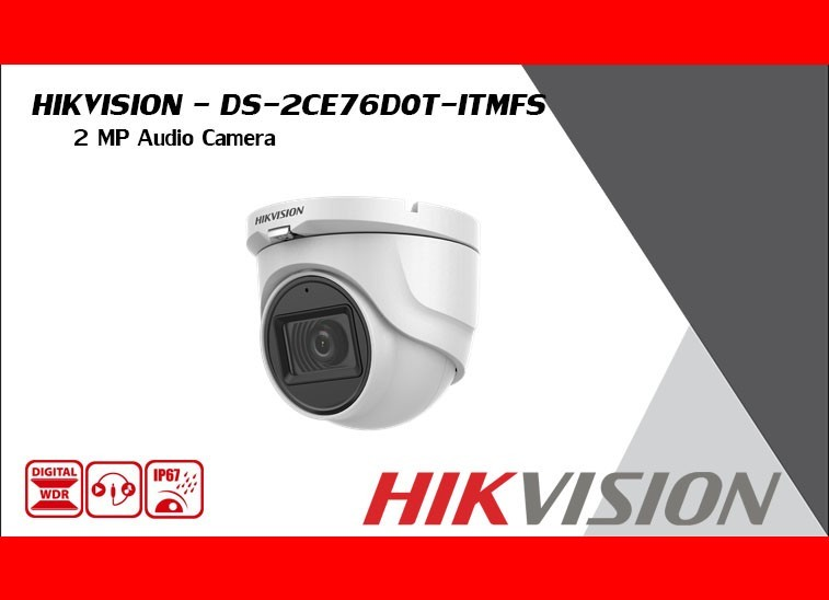 Hikvision Turbo DS-2CE76D0T-ITMFS HD 2MP 3.6MM - aofnetwork ...