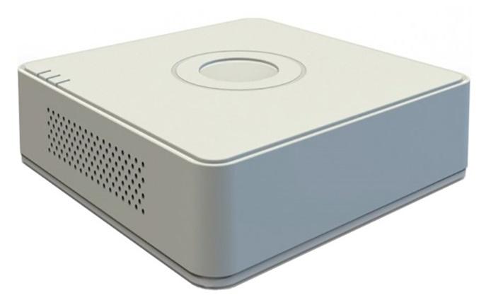 Đầu ghi hình HD-TVI 4 kênh TURBO 3.0 HIKVISION DS-7104HGHI-F1 - SIEU THI  VIEN THONG