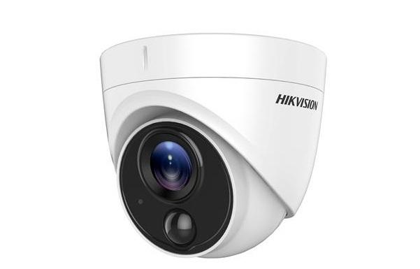 Camera Dome HD-TVI hồng ngoại 2.0 Megapixel HIKVISION DS-2CE71D0T ...