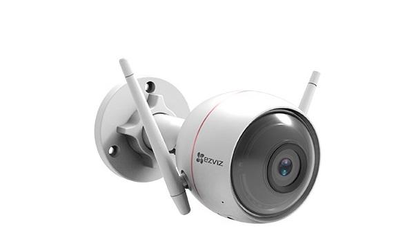 Camera IP hồng ngoại không dây 2.0 Megapixel EZVIZ C3W Full Color ...